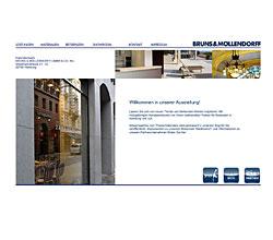 Werbeagentur für Handwerk in Hamburg | Kunde Bruns & Möllendorff